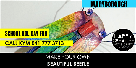 Beautiful Beetle tickets