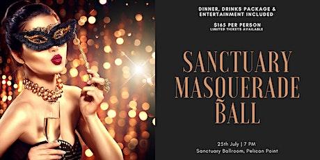 Sanctuary Masquerade Ball tickets
