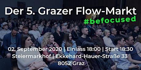 5. Grazer Flow-Markt Tickets