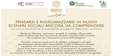 Social Market e contrasto alla povertà: le esperienze di Parma e Rozzano biglietti