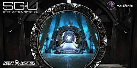 Stargate Universe - le jeu de rôle - par Efenris billets