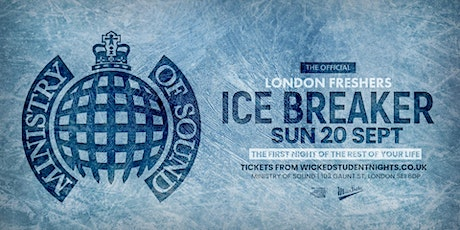 THE OFFICIAL LONDON ICEBREAKER 2020 tickets