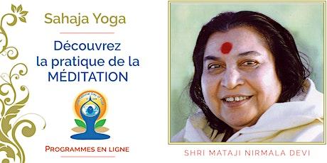 Découvrez la pratique de la Méditation - Journée non-stop en LIVE billets