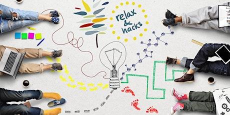 Digitale Tools & Praktiken für Teamkollaboration (#Relax&Hacks) Tickets