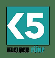Kleiner Fünf/Diskursiv logo
