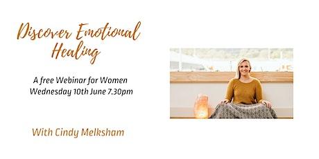 Emotional Healing for Women tickets