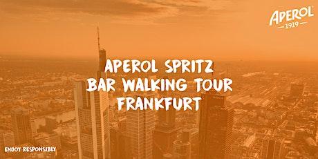 Aperol Spritz Bar Walking Tour Frankfurt Tickets