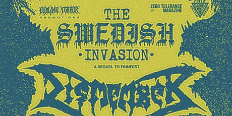 The Swedish Invasion 2021 tickets