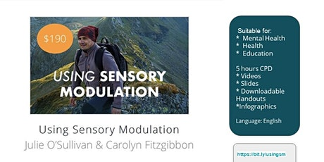 Using Sensory Modulation Online Course tickets