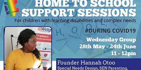 Home to School Support tickets