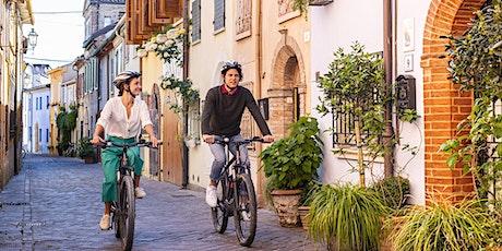 Mare, borgo di pescatori  e collina in una sola città: Rimini E-bike Tour tickets