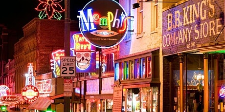 Beal Street Music Fest Oct. 2020  Memphis , TN. From Indpls, In. Bus Trip tickets
