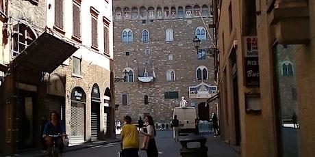 Visita guidata gratuita del centro di Firenze per Medici, Infermieri, OSS. biglietti