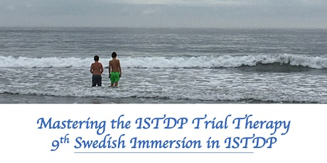 Mastering the Trial Therapy in ISTDP: 9th Swedish ISTDP Immersion tickets