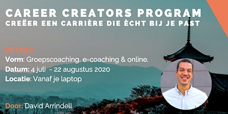 Career Creators Program tickets