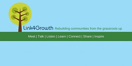 *** ONLINE *** Link4Growth Community Connecting event - Cafe in the Library tickets