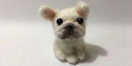 Needle Felting Puppy Workshop tickets