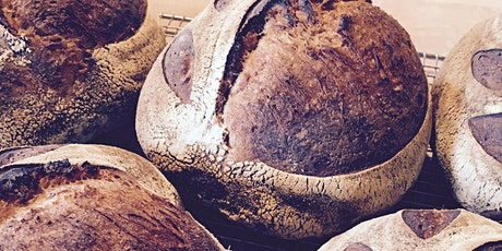 Private Online Session: Learn to bake a classic sourdough bread tickets