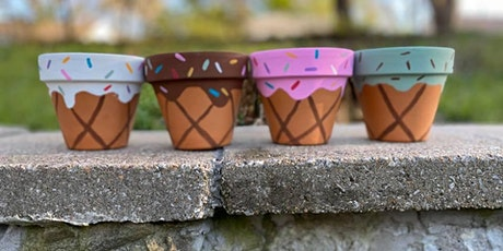 Flower Pot Painting tickets