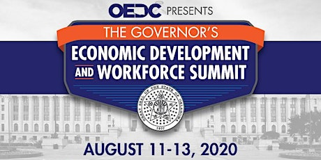 EVENT POSTPONED - Governor's Economic Development and Workforce Summit tickets