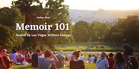 Memoir 101 tickets