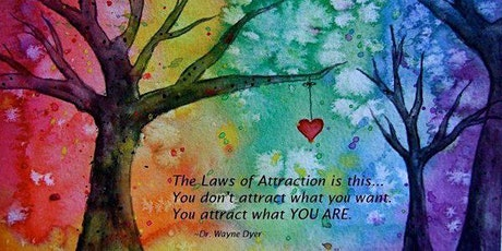 The Law of Attraction and Love Relationships. tickets