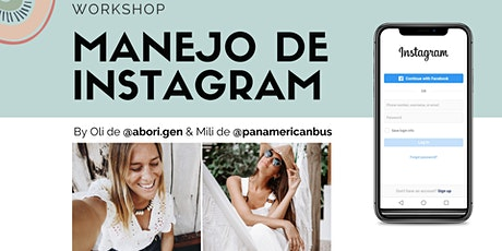 Workshop Manejo de Instagram (Sabado 27 de junio) entradas