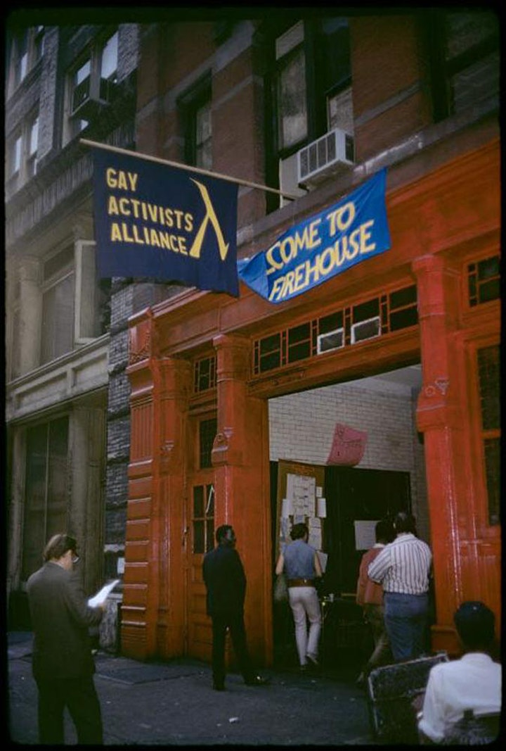 ZAP!: A Virtual Tour of Post-Stonewall Gay Activists Alliance (GAA) Actions image