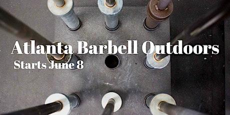 Atlanta Barbell Outdoors! tickets