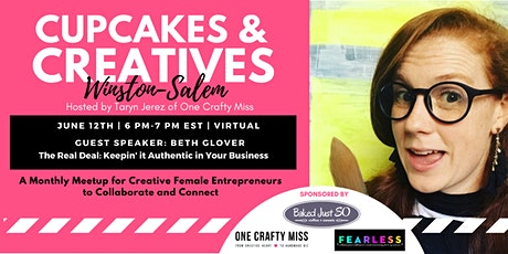 Cupcakes & Creative | Virtual Edition tickets