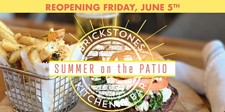 Dine-In Reopens at  Brickstones Kitchen & Bar | Embassy Suites Boulder tickets