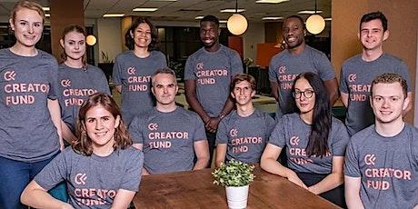 Creator Fund Challenge Virtual Demo Day tickets