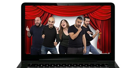 Online Doğaçlama Tiyatro Gösterisi tickets