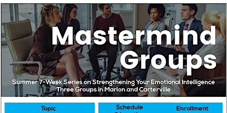 Strengthen Your Emotional Intelligence Mastermind Groups tickets