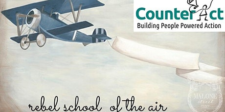 Rebel School of the Air: TWITTER - Town square or tantrums tickets