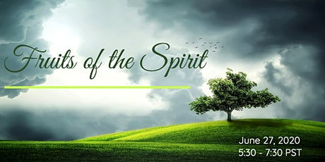 Embody the Fruits of the Spirit tickets