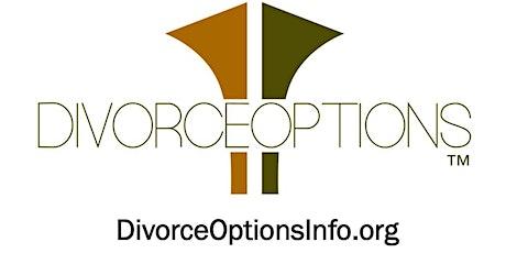 Divorce Options™ Workshop - Zoom tickets