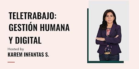 LEAN IN BOLIVIA | Teletrabajo: Gestión Humana y Digital entradas