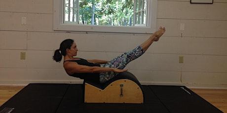 Spine Corrector Workout - Mat on the Spine Corrector ingressos