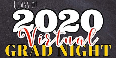 2020 Virtual Grad Night Party! tickets