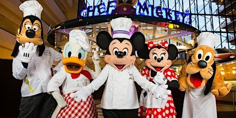Disney Week Culinary Camp tickets