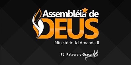 CULTO PRESENCIAL - SEGUNDA-FEIRA ingressos