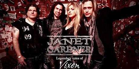 VIXEN Lead Vocalist Janet Gardner & special guest Broken State tickets