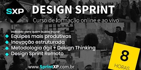 Curso Design Sprint tickets