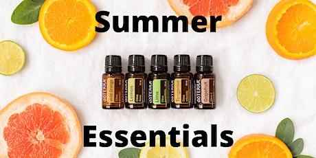 FREE Online Wellness Workshop: Summer Essentials tickets