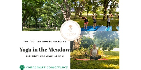 Yoga in the Meadow tickets