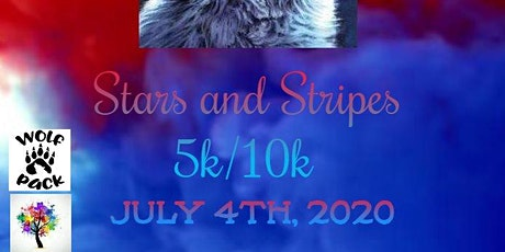 Stars and Stripes 5k/10k tickets