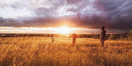 Soin chamanique collectif pour nourrir la sécurité profonde et la confiance billets