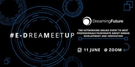 E-DreaMeetUp - Online networking biglietti