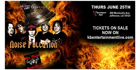 Noise Pollution(The AC/DC Experience) Southport Music Hall June,25th tickets